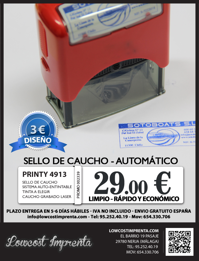 sellos-CAUCHO