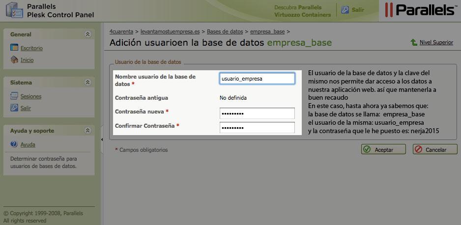 usuariowebhosting